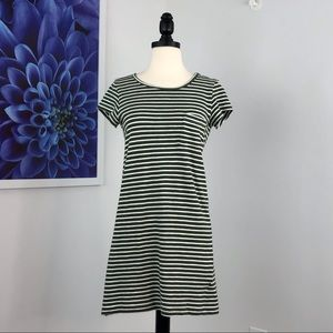 Joie Courtina Striped Shift Dress